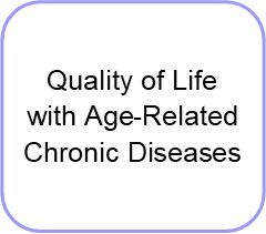quality of life with age-related chronic diseases